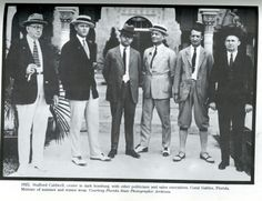 Menswear 1920's - Costume Reference
