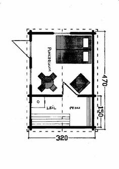 Sauna  sleep camp design