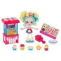 Zoey shopkins™ Shoppies - Popette's Popcorn Stop : Target