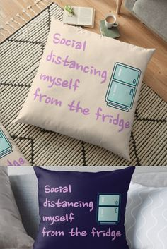 Floor and Throw Pillow, click on the link for more colors, styles and designs. Order yours now. ♥