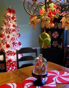 Holiday Kitchen (Peppermint) from The Seasonal Home blog