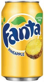 If you haven\'t tried Pineapple Fanta you are missing out!