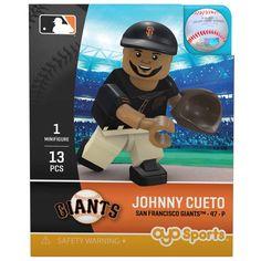 Johnny Cueto San Francisco Giants OYO Sports Generation 5 Mini Figurine 164e84cff264