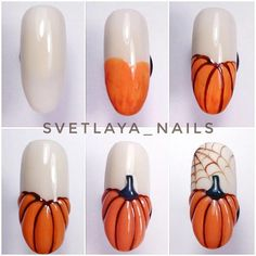 "Get terrific recommendations on ""acrylic nail art designs rhinestones"". They are accessible for you on our web site. Diy Nails, Cute Nails, Pretty Nails, Manicure, Nail Art Halloween, Halloween Nail Designs, Easy Halloween, Autumn Nails, Winter Nails"