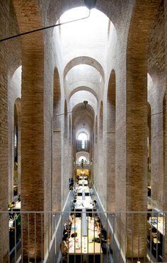 Les Aigues Library, by Clotet+Aparicio © Carlos Garmendia