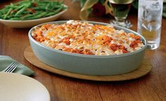 Whipped Sweet Potatoes with Marshmallow Crust |