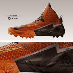 NIKE MANZIEL CONCEPT by Quintin Williams, via Behance