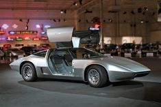 1973 Chevrolet Aero-vette | Source: Chevrolet  - Aero-vette: The Mid-Engined Corvette That Almost Was