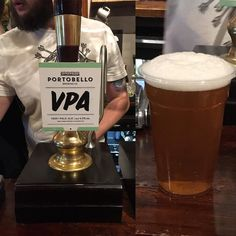 #verypaleale from @portobellobrewing @cricketersarms Richmond by the green. #sunnybeer #adventuresinale