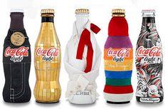 [Coke Bottle 9] 2010년 밀라노 패션 위크 행사장에 등장한 코카-콜라 병! 세계적인 패션 디자이너 알마니, 페라가모가 디자인하여 눈길을 끌었다고 해요~ 코카-콜라 병의 럭셔리한 변신도 새로운데요?