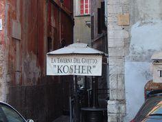Italy Jewish Ghetto