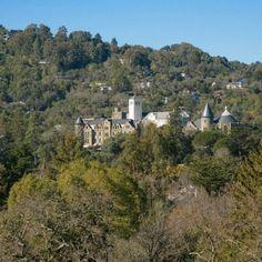 San Francisco Seminary, San Anselmo, CA - Marin County, CA