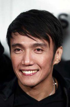 Singer Arnel Pineda of the band Journey