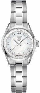 Buy TAG Heuer Women's WV1411.BA0793 Carrera Diamond Watch