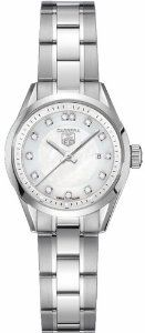 Buy TAG Heuer Women's WV1411.BA0793 Carrera Diamond Watch
