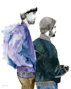 A personal favourite from my Etsy shop https://www.etsy.com/uk/listing/491669991/voyager-menswear-fashion-illustration