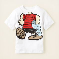 baby boy - graphic tees - Linus graphic tee | Children's Clothing | Kids Clothes | The Children's Place