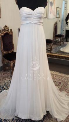 abito sposa curvy