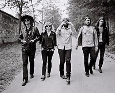 The A List | Music On A Monday: The Black Angels