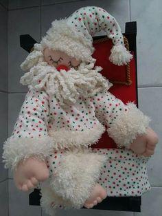 Crotchet Patterns, Xmas Decorations, Gnomes, Ideas Para, Santa, Dolls, Halloween, Crafts, Felt Christmas Ornaments