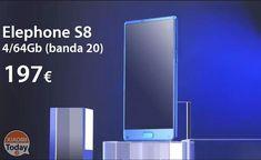 Codice Sconto - Elephone S8 Blu (banda 20) a 197€ spedizione e dogana inclusi #Xiaomi #Coupon #Elephone #S8 https://www.xiaomitoday.it/?p=26509