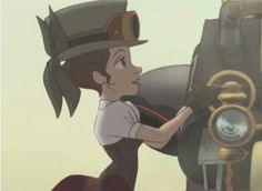 Disney veterans fight to save 'dying art' of 2D animation with new steampunk film Hullabaloo - News - Films - The Independent