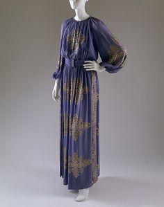 House of Lanvin | Dinner dress | French | The Met