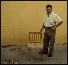 Traveller's Chair