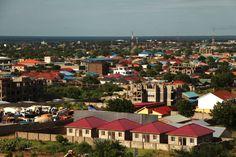 South Sudan - capital: Juba