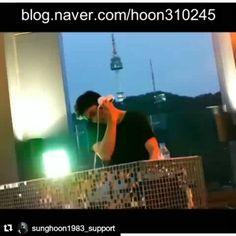 11 個讚,1 則留言 - Instagram 上的 Debbie Moh(@debbie_moh):「 #Repost @sunghoon1983_support ・・・ [ 2/2 Djing SHOW ] 2016.06.03  there was #SUNGHOON EXCLUSIVE… 」