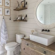 Coastal bathroom ideas 66