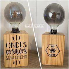 Led, Perfume Bottles, Etsy, Positive Vibes, Solid Wood, Home, Perfume Bottle