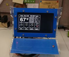 """This Instructable will show you how to build a really cool Raspberry Pi Internet-based weather station. Actually, to call this build a """"weather station""""..."""