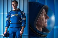 NASA's New Astronaut Suits Are Straight Out of 2001: A Space Odyssey