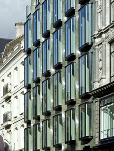 14 St George Street and 50 New Bond Street, London W1S – Eric Parry Architects