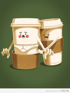 Haha, coffee humor :)