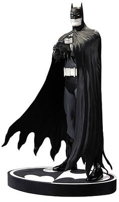 Brian Bolland Batman Black and White statue