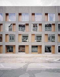 zanderroth architekten: BIGyard, berlin, DE