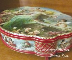 made by Decoupage Atelier - Nadia Kior Decoupage, Painting, Art, Atelier, Art Background, Painting Art, Kunst, Paintings, Performing Arts