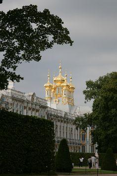 Catherine Palace /   Tsarskoye Selo /