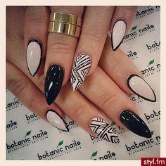 Śliczny manicure dla wyjątkowego wyglądu Twoich dłoni - Strona 7