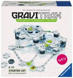 Ravensburger Brainteaser GraviTrax das innovative Bausystem Starterset 27590 - Bild vergrößern