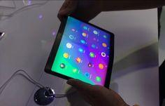 Tahun Ini Lenovo Pamerkan Tablet Lipat untuk Saingi Samsung