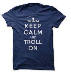 Keep Calm and Troll On