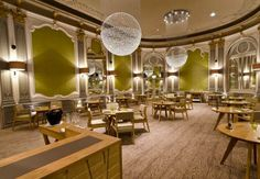 The French restaurant set within the Grade II listed Midland hotel in Manchester. Manchester Restaurants, Manchester Hotels, Manchester Food, French Restaurants, Top Restaurants, Midland Hotel, Restaurant Specials, French Windows, Restaurant Furniture