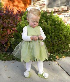 apple blossom: Tinkerbell costume