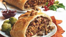 Vegetarian Wellington with Quorn Mince Recipe | Quorn