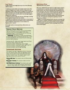 13 Best Curse of Strahd images in 2019   Dnd 5e homebrew