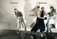 Proenza Schouler F/W 2015 (Proenza Schouler)