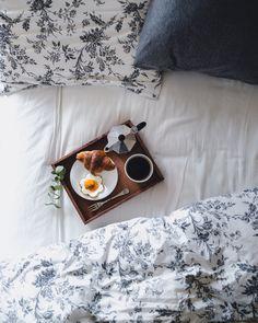 breakfast in bed :)